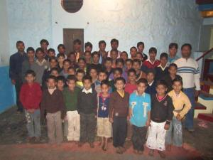 Group Photo of Child Inn