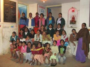 Group Photo of Ganga (1) Shelter Home